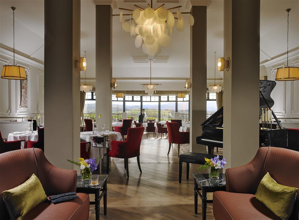 Knockranny House Hotel La Fougere Restaurant