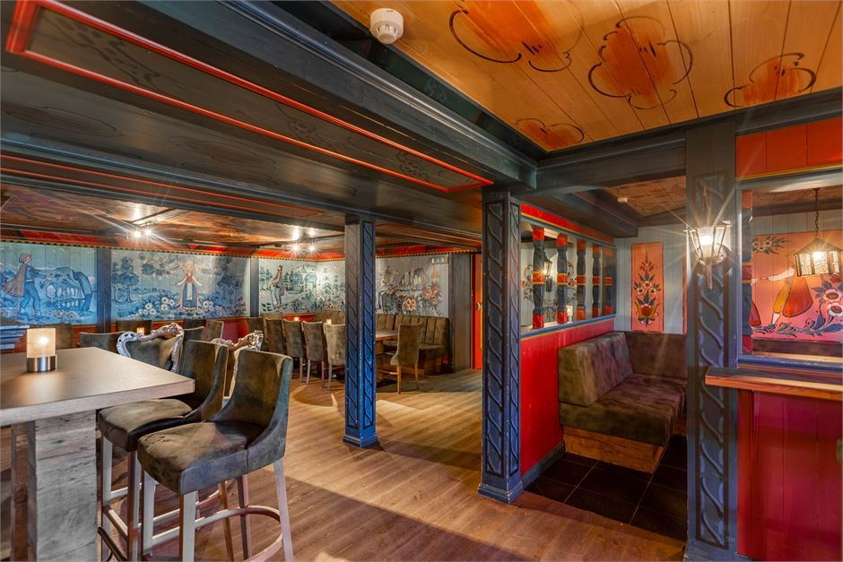 Bergo Hotel Bar