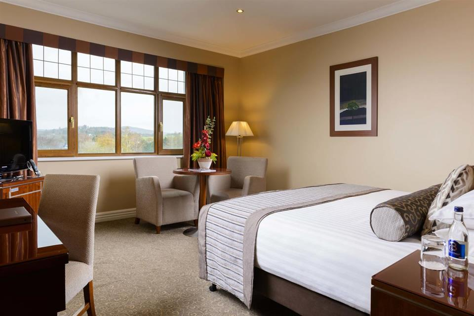 The Brehon Hotel Bedroom