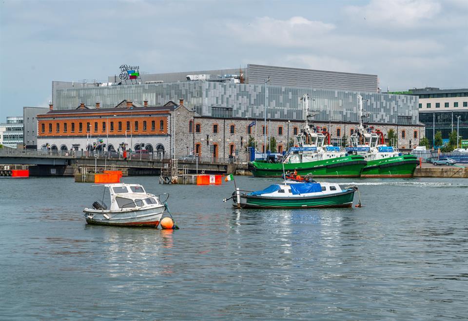The Gibson Hotel Dublin 3 Arena
