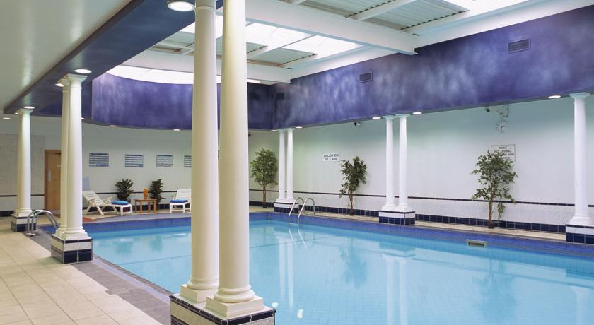 Brandon Hotel Tralee swimming pool