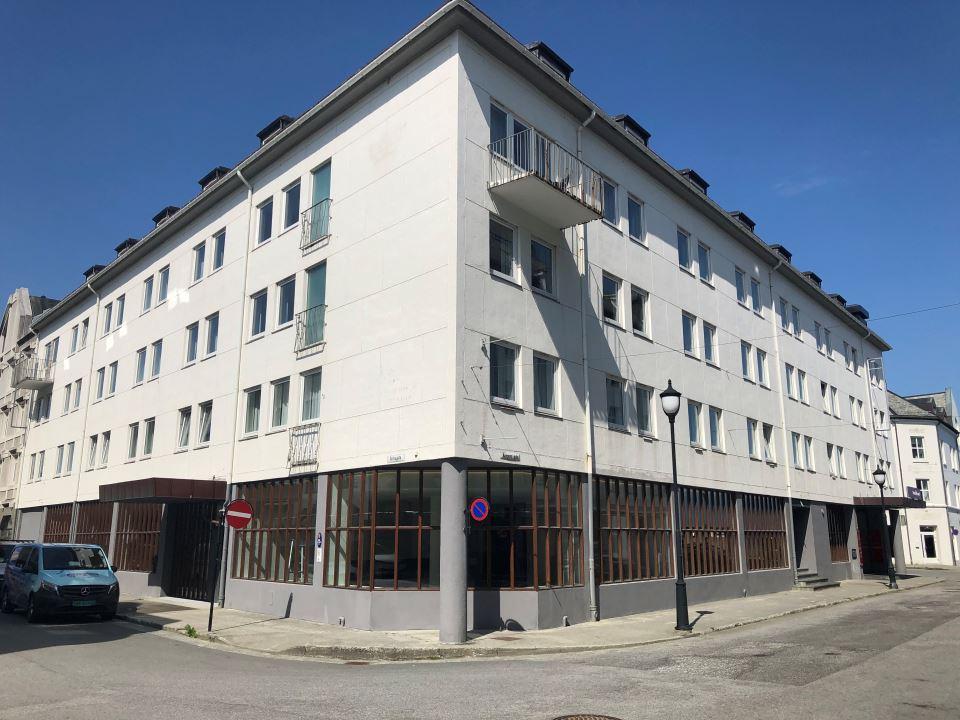 Hotel Noreg Fasad