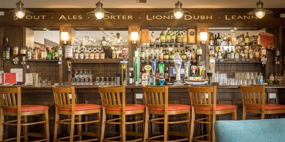 Celtic Ross Hotel Bar