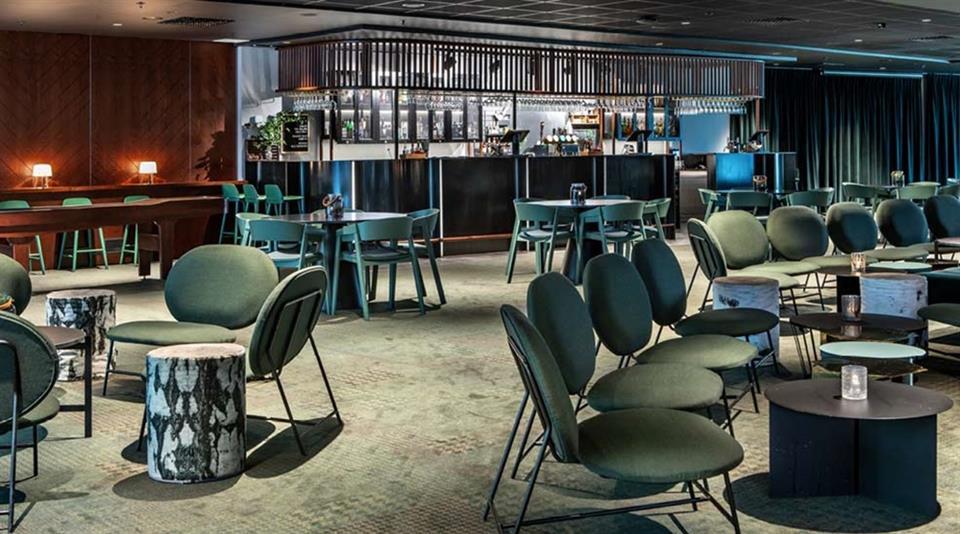Quality Airport Hotel Gardermoen Bar