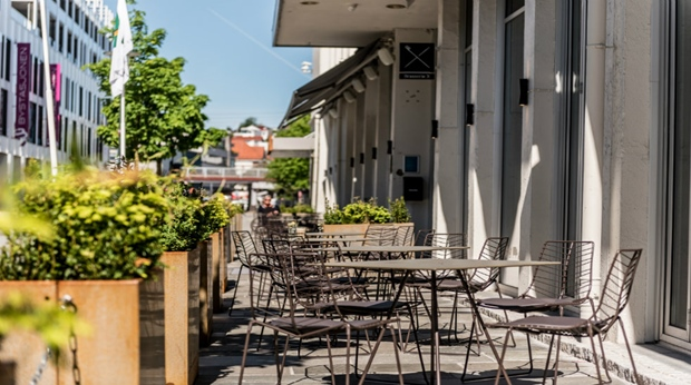 Quality Hotel Residence, Sandnes Terrass