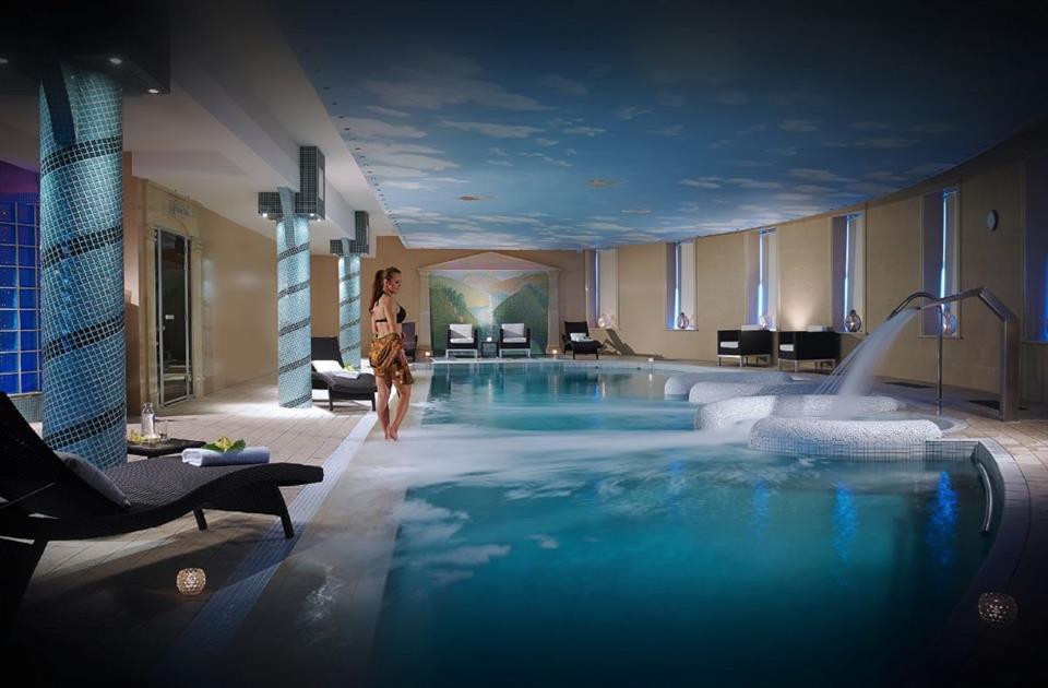 Killashee Hotel Swimming Pool