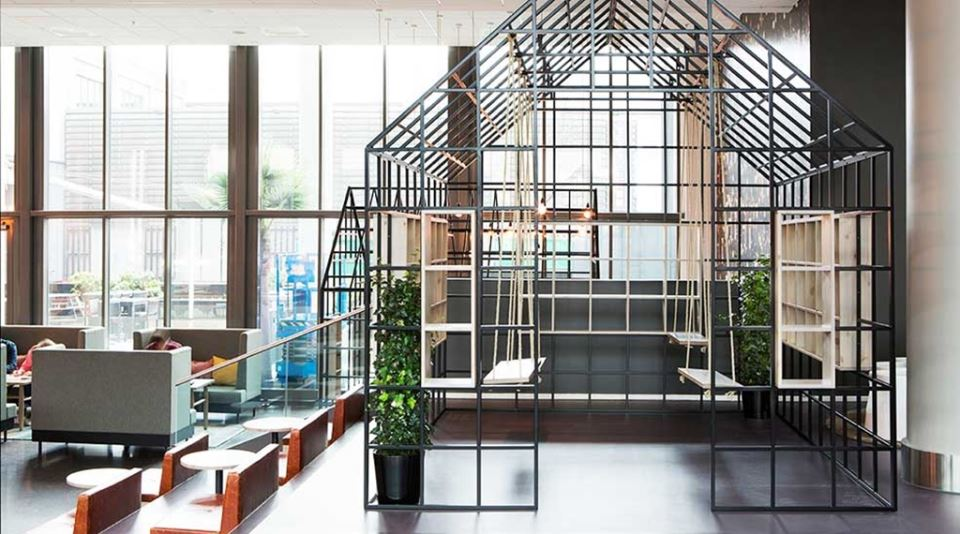 Comfort Hotel Union Brygge Lobby