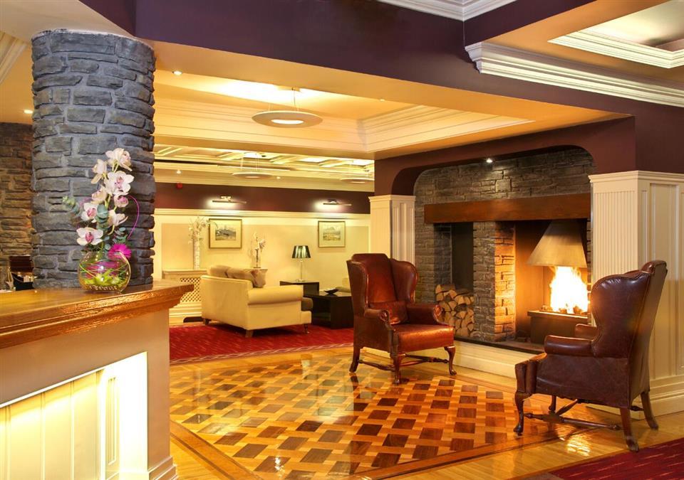 Castle Hotel Macroom Lobby