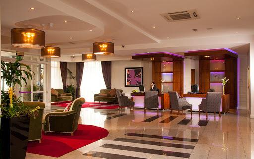 Charleville Park Hotel Lobby
