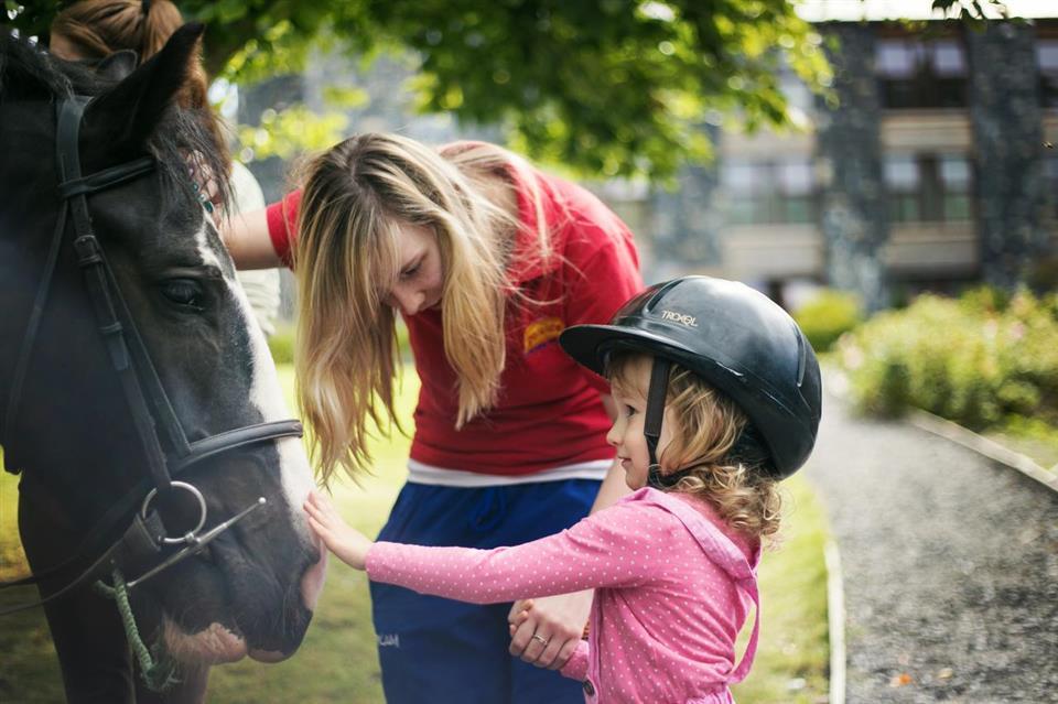 Westport Woods Hotel Horse Riding