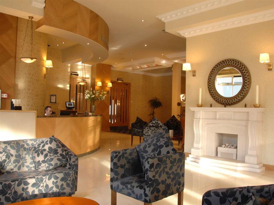 Villa Rose Hotel Reception