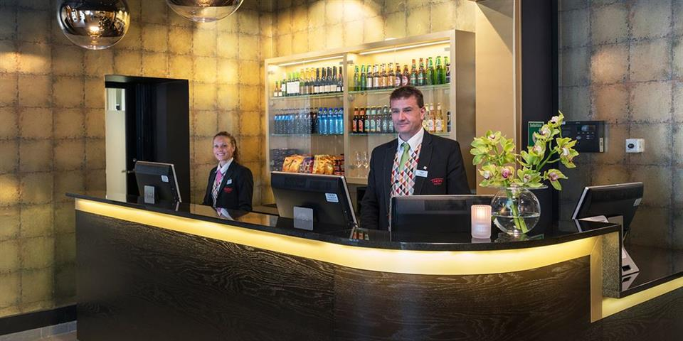 Thon Hotel Nidaros Reception