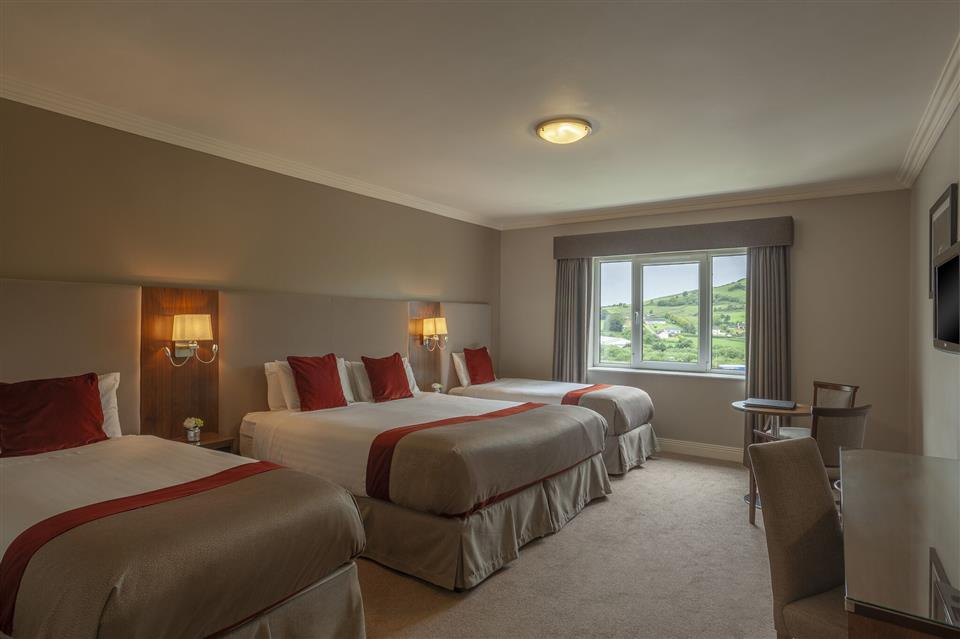 Carrickdale Hotel & Spa Family room