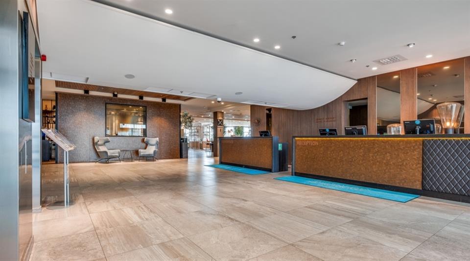 Quality Airport Hotel Stavanger Reception