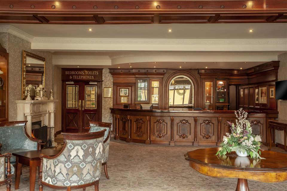 Carrickdale Hotel & Spa Lounge