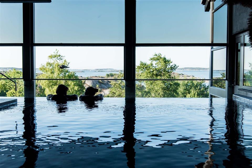 Arken Hotel & Art Garden Spa Inomhuspool
