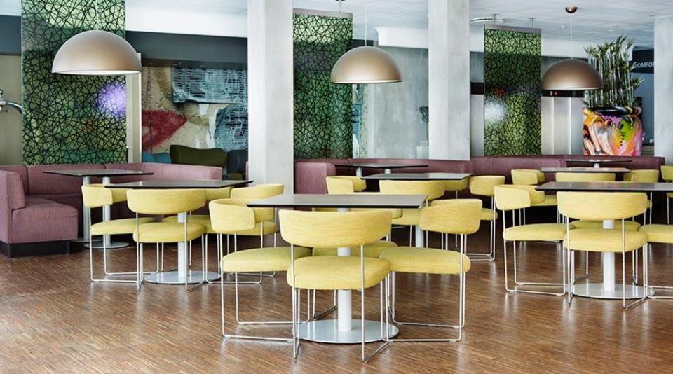Comfort Hotel Kristiansand Frukost